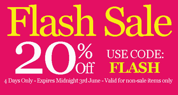 Flash Sale at Bras and Honey